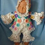 """Куклы и игрушки ручной работы. Ярмарка Мастеров - ручная работа Костюм """"Цветочные россыпи"""". Handmade."""