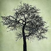 Для дома и интерьера ручной работы. Ярмарка Мастеров - ручная работа Интерьерное дерево ручной работы «Прогулка». Handmade.