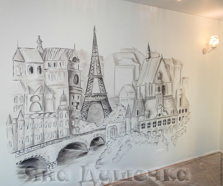 Требуются художник для росписи стен