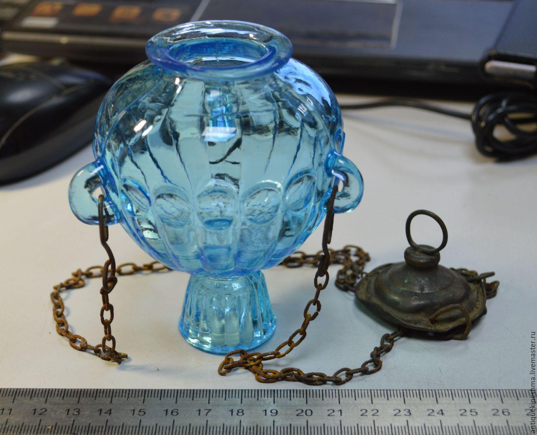 сосудов лампада стеклянная старинное производство в россии каталоге Мягкая