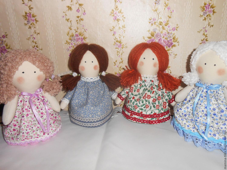 Ангелочки - малышки, Куклы Тильды, Балабаново, Фото №1