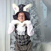 Одежда ручной работы. Ярмарка Мастеров - ручная работа костюм Белого Кролика. Handmade.