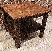 Tables handmade. Livemaster - original item coffee table. Handmade.