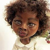 Куклы и игрушки ручной работы. Ярмарка Мастеров - ручная работа Кукла болтушка Наоми. Handmade.