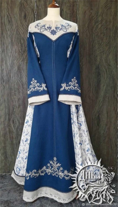 Dress 'Yaroslavna', Dresses, Omsk,  Фото №1