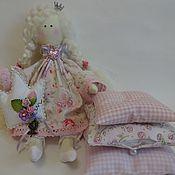 Куклы Тильда ручной работы. Ярмарка Мастеров - ручная работа Принцесса на горошине.. Handmade.