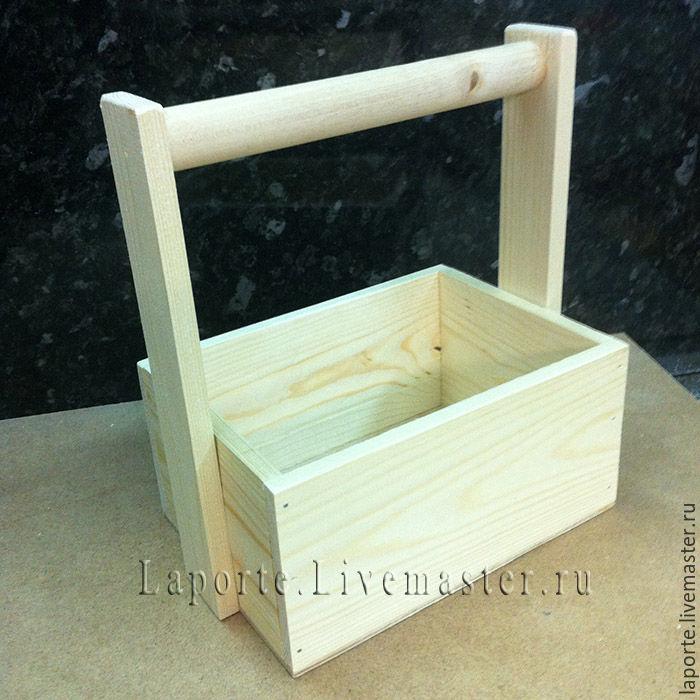 Ящик для цветов деревянный купить