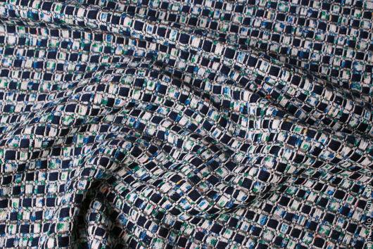 Шитье ручной работы. Ярмарка Мастеров - ручная работа. Купить Ткань Chanel, Ar-S346. Handmade. Платье, элегантное платье