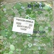 Материалы для творчества handmade. Livemaster - original item 20 gr MIX Mojito Czech beads Preciosa. Handmade.
