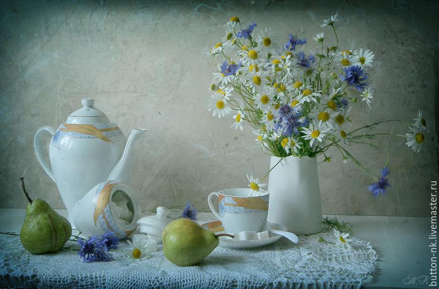 голубой чай купить
