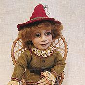 Куклы и игрушки ручной работы. Ярмарка Мастеров - ручная работа Кукла Гном. Handmade.