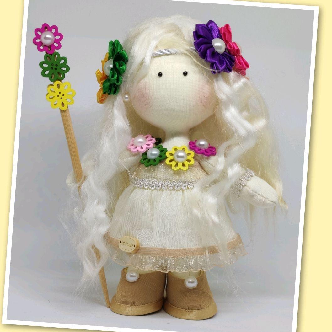 Кукла Ева (68), Куклы Тильда, Москва,  Фото №1