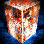 "Фен-шуй и эзотерика handmade. Livemaster - original item Куб-Стелла""Бизнес-Артефакт"" (усиленный вариант). Handmade."