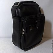 Сумки и аксессуары handmade. Livemaster - original item Mens leather handbag 155. Handmade.