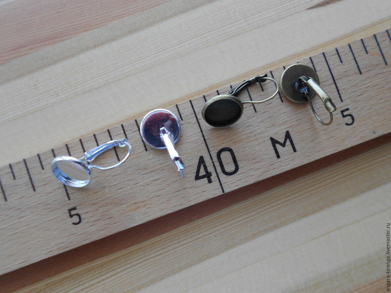 Швензы - основа для серег, Швензы, Гатчина, Фото №1