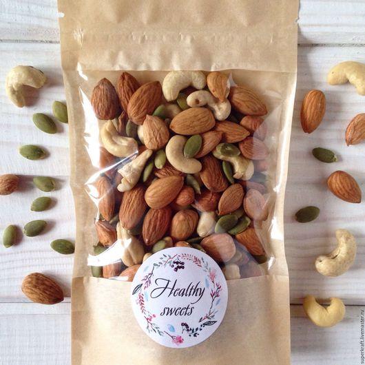 Вкусные и полезные ореховые миксы вы можете заказать вместе с крафтом! Цена как в магазине, качество отличное, отобрано, промыто и просушено вручную! Инстаграм Healthy_sweets_homemade