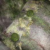 """Для дома и интерьера ручной работы. Ярмарка Мастеров - ручная работа ПЛЕД """"Сказки венского леса"""". Handmade."""