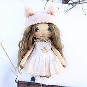 """Куклы и игрушки ручной работы. Ярмарка Мастеров - ручная работа Авторская кукла """"Лесная Фея"""". Handmade."""