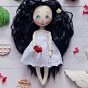 """Куклы и игрушки ручной работы. Ярмарка Мастеров - ручная работа Авторская кукла """"Невеста2"""". Handmade."""
