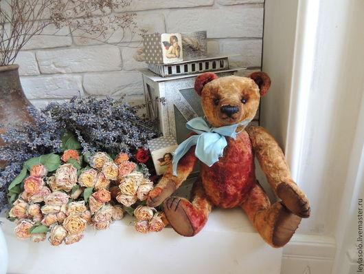 Мишка Тедди Эмиль для Вашего дома или в подарок.