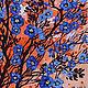 Картины цветов ручной работы. Заказать Голубые цветы. Анастасия Валиулина. Ярмарка Мастеров. Абстракция, весна, голубой, акриловые краски