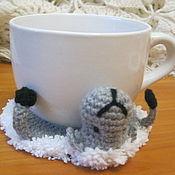 Для дома и интерьера handmade. Livemaster - original item ARIES STAND under hot/mug/Cup. Handmade.