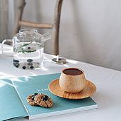Посуда handmade. Livemaster - original item A couple of tea series of