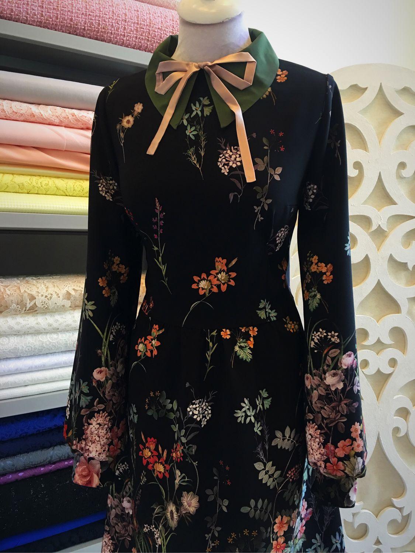 Платья сшитые из купонной ткани фото 603