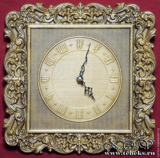 Резные часы из дерева. В наличии и на заказ. Любая тематика, любой размер. Эсклюзив.