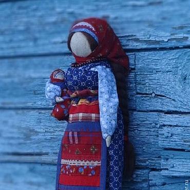 """Куклы и игрушки ручной работы. Ярмарка Мастеров - ручная работа Народная кукла """"Мамушка"""". Handmade."""