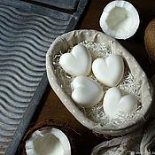handmade. Livemaster - original item Household coconut soap