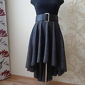Одежда handmade. Livemaster - original item Knitted skirt