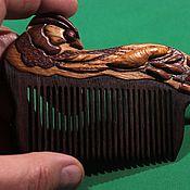 Сувениры и подарки handmade. Livemaster - original item Wooden comb Zharptitsa. Handmade.