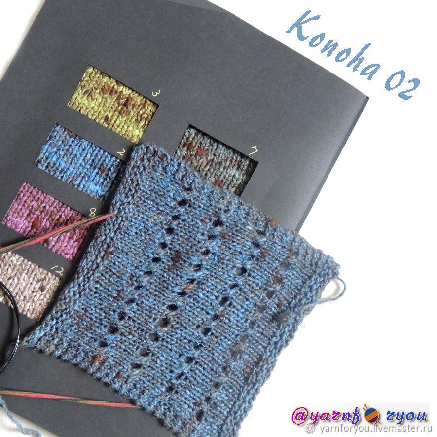 японская пряжа для вязания купить