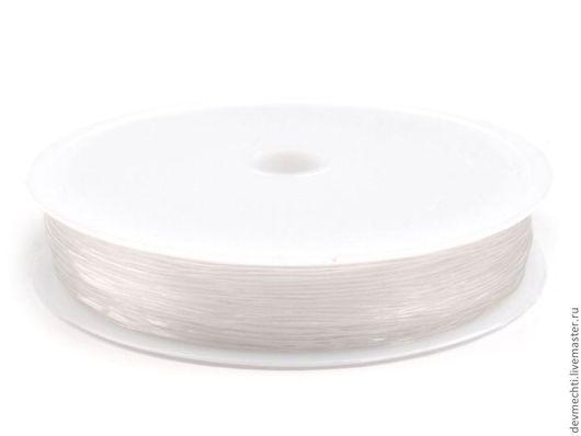 1. Силиконовая леска.Диаметр лески 0,6 мм. Намотка бобины 15-18 метров. Очень эластичная и одновременно прочная. Рекомендуется использовать для изготовления браслетов, подвесок и т. п. Бобина -120 ру