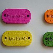 Accessories4 handmade. Livemaster - original item Tag