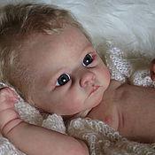 Куклы Reborn ручной работы. Ярмарка Мастеров - ручная работа кукла реборн Андрюшка. Handmade.