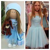 Куклы и игрушки ручной работы. Ярмарка Мастеров - ручная работа Куколка на заказ. Handmade.
