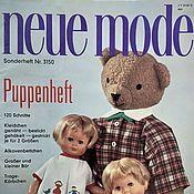 Винтаж handmade. Livemaster - original item Neue mode fashion for dolls 1966. Handmade.