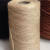 Материалы для творчества handmade. Livemaster - original item 100% silk 1000m/100gr. Handmade.