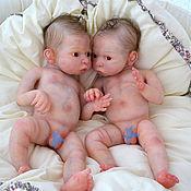 Куклы и игрушки ручной работы. Ярмарка Мастеров - ручная работа Авторские силиконовые малыши  Алекс 2 и Алекс 3.. Handmade.