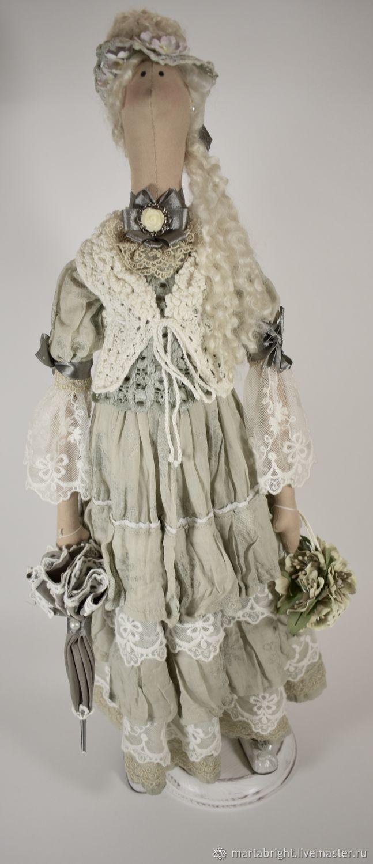 Куклы Тильды ручной работы. Ярмарка Мастеров - ручная работа. Купить Коллекционная кукла тильда Жозефина. Handmade. Тильда