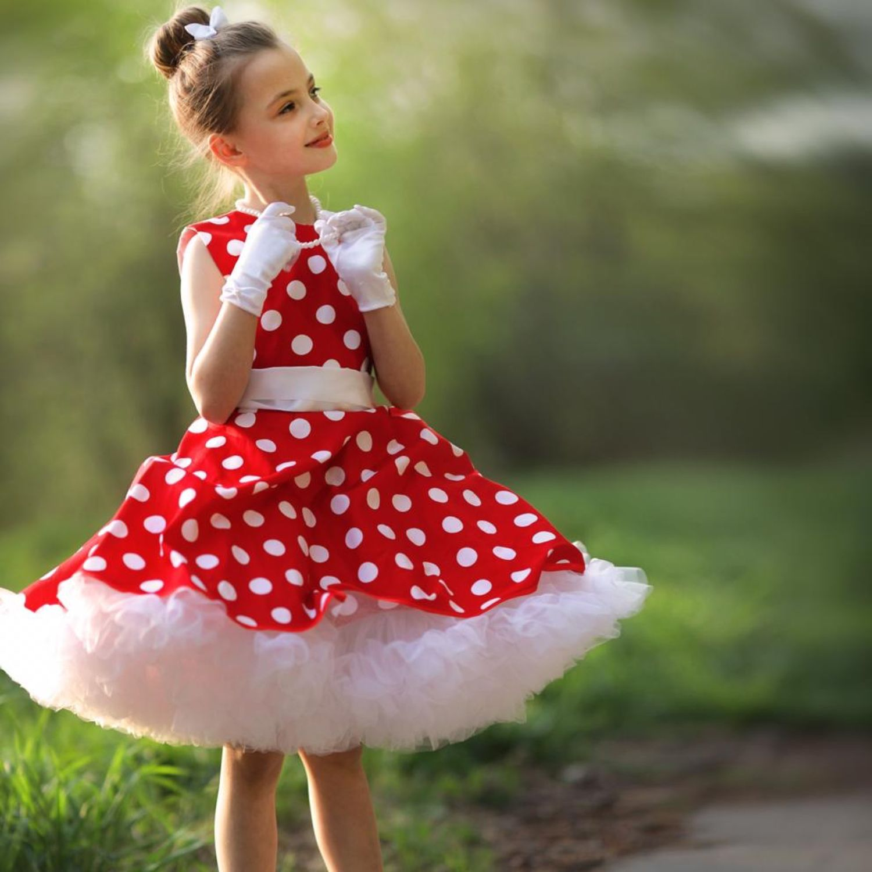 b9996a38af618de Одежда для девочек, ручной работы. Ярмарка Мастеров - ручная работа. Купить  Красное платье ...
