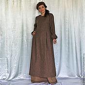 """Одежда ручной работы. Ярмарка Мастеров - ручная работа Платье """"Доктор Куин теплое"""". Handmade."""