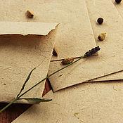"""Канцелярские товары ручной работы. Ярмарка Мастеров - ручная работа """"Восточные специи"""" - конверты  ручной работы. Handmade."""