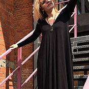 Одежда ручной работы. Ярмарка Мастеров - ручная работа Платье BLACK STAR. Handmade.