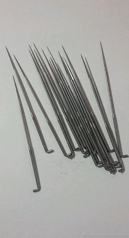 Иглы 42 зазубринки, Инструменты для кукол и игрушек, Минеральные Воды,  Фото №1