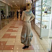 """Одежда ручной работы. Ярмарка Мастеров - ручная работа Юбка в стиле бохо """"Бирюза в оправе"""". Handmade."""