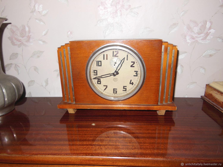Как израмки сделать настольные часы