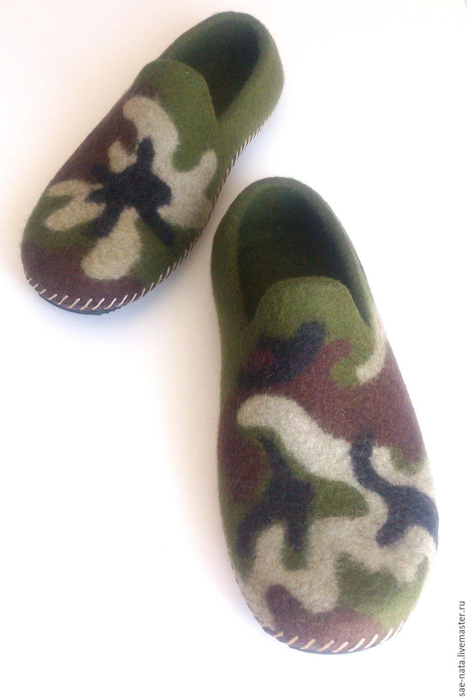 Trendy sneaker made of wool.